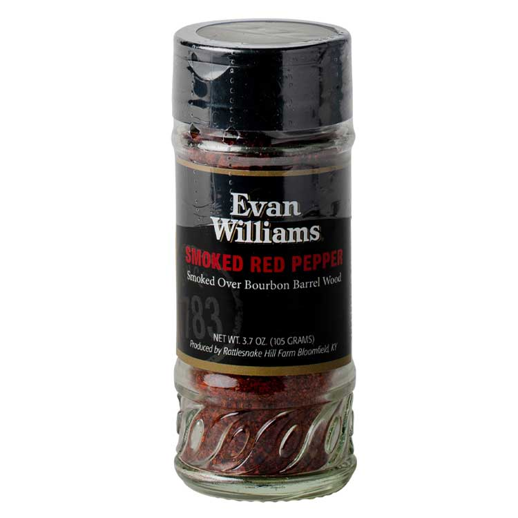 Evan Williams Smoked Red Pepper Shaker